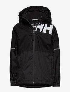 JR PURSUIT JACKET - jackets - ebony