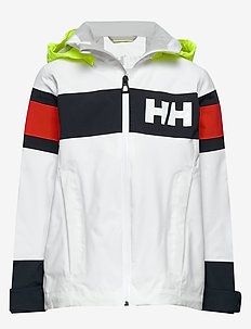 JR SALT 2 JACKET - WHITE