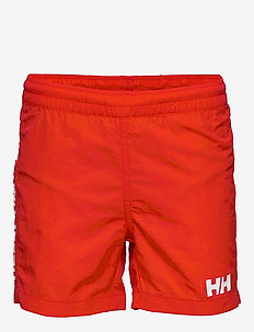 JR VOLLEY SHORTS - spodenki - alert red