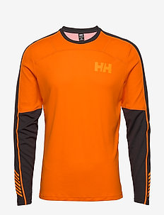 HH LIFA ACTIVE CREW - BRIGHT ORANGE