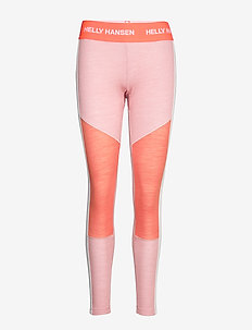 W HH LIFA MERINO PANT - bottoms - 174 blush