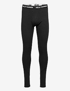 LIFA MERINO MIDWEIGHT PANT - bottoms - black