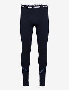 LIFA MERINO MIDWEIGHT PANT - bottoms - navy