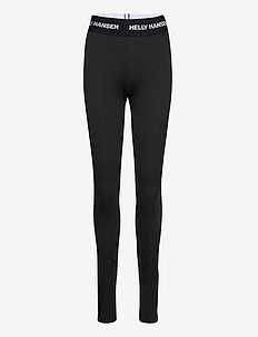 W LIFA MERINO MIDWEIGHT PANT - collants thermiques - 990 black