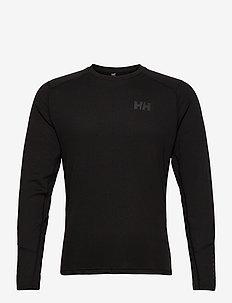 LIFA ACTIVE CREW - bluzki termoaktywne - 990 black