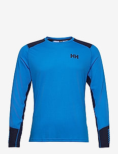 LIFA ACTIVE CREW - base layer tops - 639 electric blue