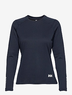 W LIFA ACTIVE CREW - thermo ondershirts - navy
