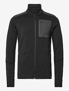LIFA MERINO MIDLAYER - fleece - 990 black