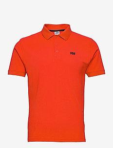 DRIFTLINE POLO - koszulki polo - alert red