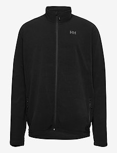 DAYBREAKER FLEECE JACKET - fleece - 990 black