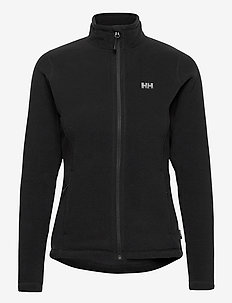 W DAYBREAKER FLEECE JACKET - mid layer-takit - 991 black