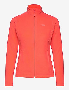 W DAYBREAKER FLEECE JACKET - fleece - hot coral