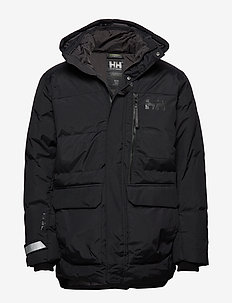 TROMSOE JACKET - BLACK