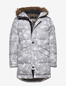 BARENTS PARKA - QUIET SHADE CAMO