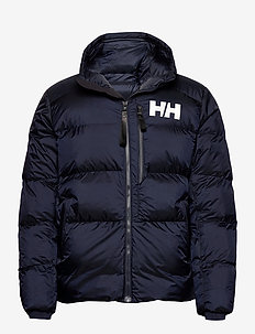 ACTIVE WINTER PARKA - geïsoleerde jassen - navy