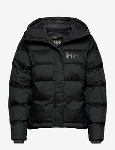 W STELLAR PUFFY JACKET - isolerande jackor - black