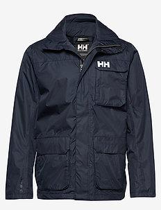 URBAN UTILITY JACKET - sports jackets - navy