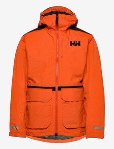PATROL TRANSITION JACKET - kurtki narciarskie - patrol oran