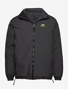 YU PUFFER JACKET - insulated jackets - black