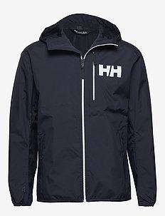 BELFAST 2 PACKABLE JACKET - outdoor & rain jackets - navy