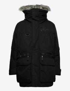 ARCTIC PATROL PARKA - outdoor- & regenjacken - 990 black