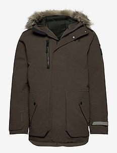 TROMSOE PARKA - insulated jackets - beluga