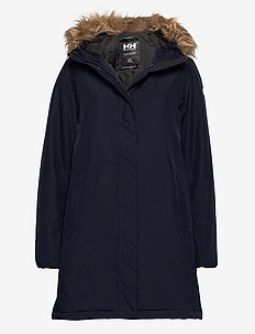 W ADEN WINTER PARKA - insulated jackets - navy