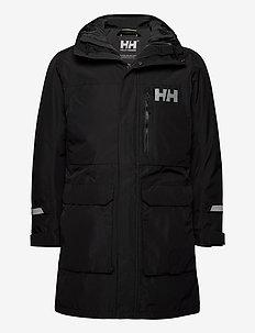 RIGGING COAT - 3-in-1 jackets - black