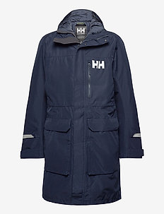 RIGGING COAT - parki - 597 navy