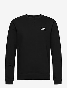 YU CREW SWEATER - basic sweatshirts - 990 black
