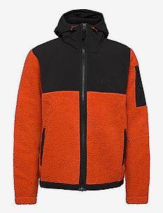PATROL PILE - fleece - 300 patrol orange
