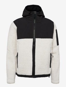 PATROL PILE - swetry pluszowe - 990 black