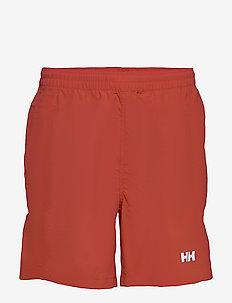 CALSHOT TRUNK - swim shorts - alert red