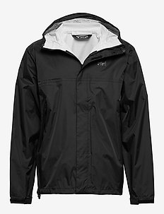 LOKE JACKET - outdoor & rain jackets - black