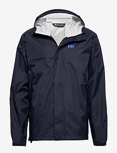 LOKE JACKET - outdoor & rain jackets - navy
