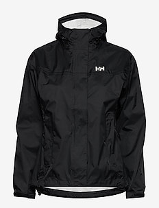 W LOKE JACKET - outdoor & rain jackets - black
