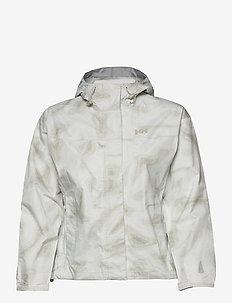 W LOKE JACKET - outdoor & rain jackets - snow nmm map