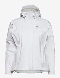W LOKE JACKET - outdoor & rain jackets - white