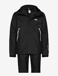 LYSEFJORD SET - sports jackets - 990 black