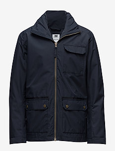 HIGHLANDS JACKET - parka coats - 597 navy