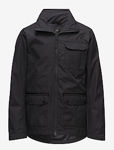 HIGHLANDS JACKET - 990 BLACK