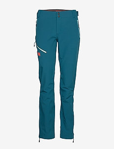 W ODIN MUNINN PANT - outdoorbukser - 585 legion blue