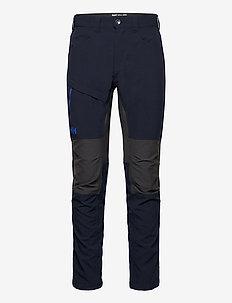 VANIR HYBRID PANT - pantalon de randonnée - navy