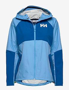 W VANIR HETA JACKET - outdoor- & regenjacken - cornflower