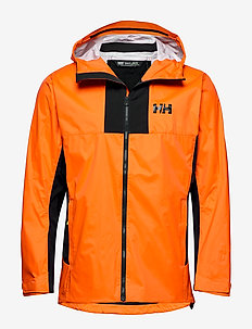VANIR LOGR JACKET - outdoor & rain jackets - blaze orange