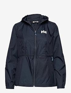 W VANA WINDBREAKER JACKET - vestes d'extérieur et de pluie - navy