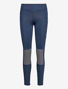 W RASK TRAIL TIGHTS - collants d'entraînement - navy