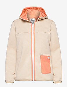 W VERKET REVERSIBLE PILE - mid layer jackets - shell