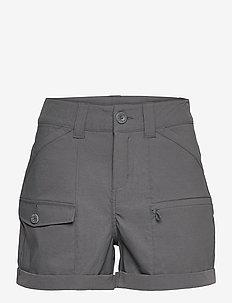 W MARIDALEN SHORTS - outdoor shorts - ebony
