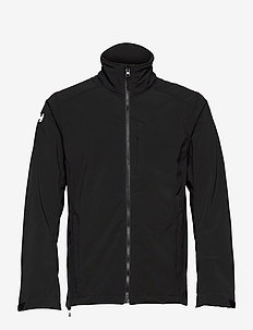 PARAMOUNT SOFTSHELL JACKET - outdoor- & regenjacken - 990 black
